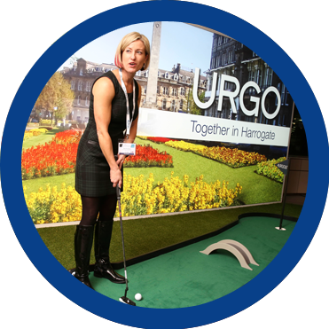 Urgo at Harrogate