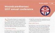 British Journal of Community Nursing: Woundcare4heroes Conference 2017