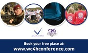 4th annual WC4H conference 2016