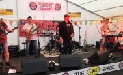 Bands at the Broom pulls in the pounds for Woundcare4Heroes